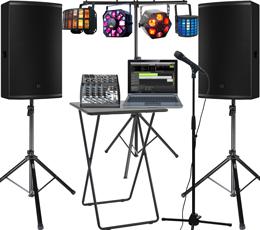 Wedding Rentals Abbotsford, Rent PA Sound Systems, DJ Rental